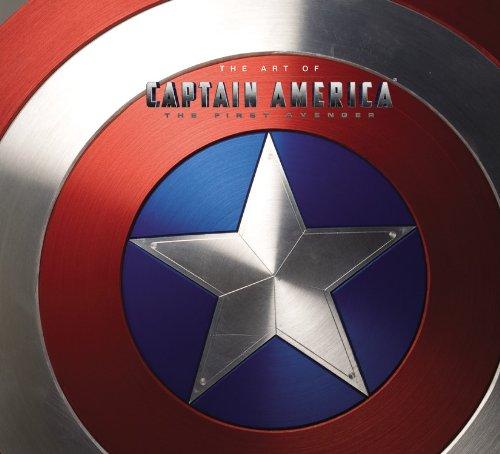 9780785155096: Captain America: The Art of Captain America - The First Avenger
