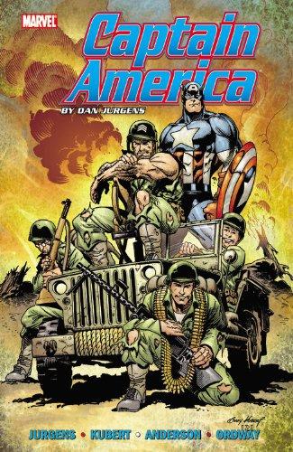 9780785155171: Captain America by Dan Jurgens Volume 1