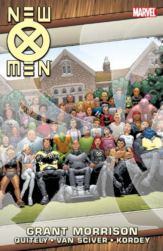 9780785155263: NEW X-MEN BY GRANT MORRISON BOOK 03