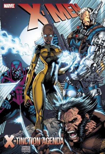 X-Men: X-Tinction Agenda: Chris Claremont; Louise