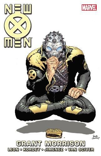 9780785155324: NEW X-MEN BY GRANT MORRISON BOOK 04