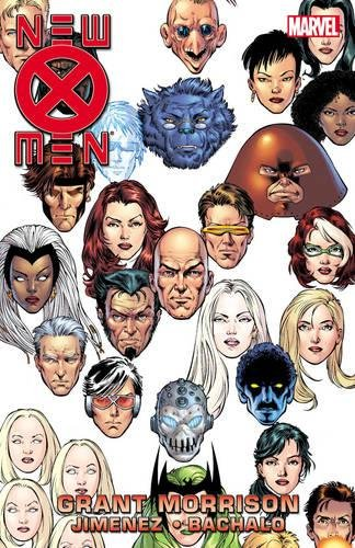 9780785155379: New X-Men by Grant Morrison Book 6