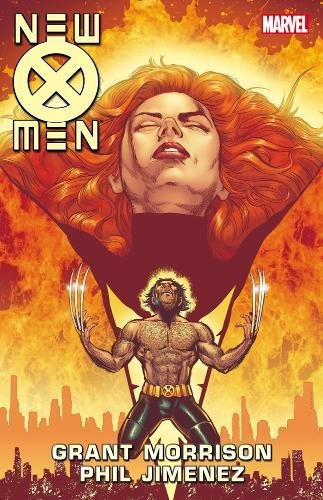 9780785155386: New X-Men by Grant Morrison Book 7