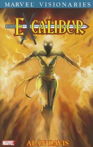 9780785155430: Excalibur Visionaries - Alan Davis Volume 3 (Marvel Visionaries)