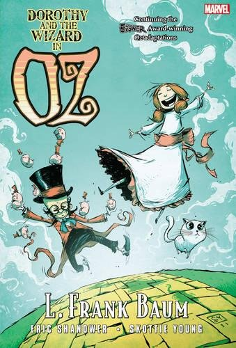 Dorthy and the Wizard in Oz