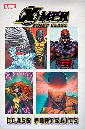 X-men: First Class: Class Portraits (Paperback)