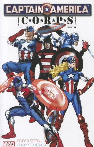9780785155638: CAPTAIN AMERICA CORPS (Marvel Us)