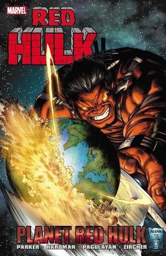 9780785155782: Planet Red Hulk