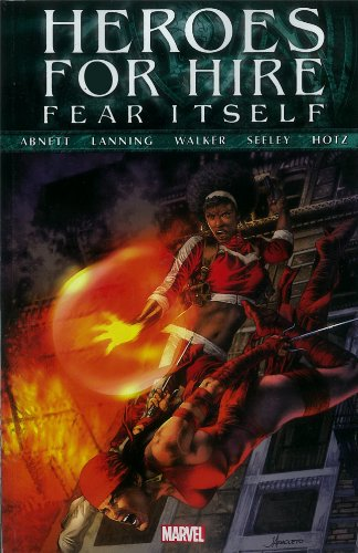 9780785155829: Fear Itself: Heroes for Hire