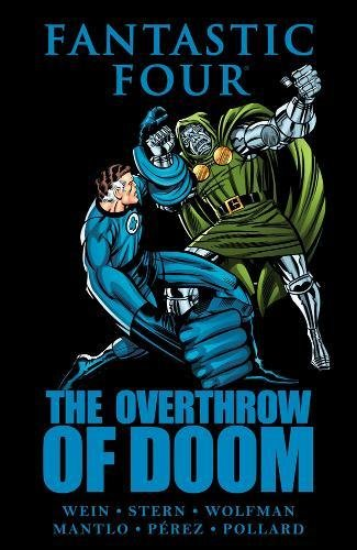 9780785156055: The Overthrow of Doom (Fantastic Four)