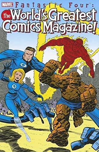 9780785156079: Fantastic Four: The World's Greatest Comic Magazine
