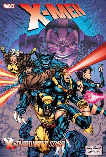 9780785156109: X-Men: X-Cutioner's Song