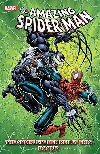 Spider-Man: The Complete Ben Reilly Epic Book