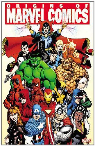 Origins of Marvel Comics: Van Lente, Fred,
