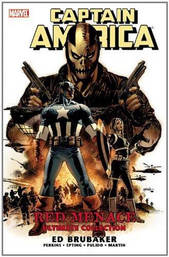 9780785156178: Captain America: Red Menace