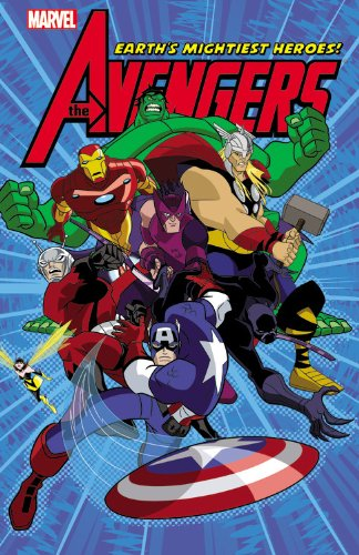 9780785156192: The Avengers: Earth's Mightiest Heroes