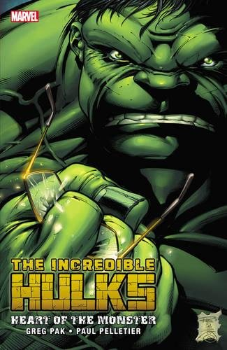 The Incredible Hulks : Heart of the Monster