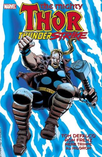 9780785156383: Thunderstrike (Thor)