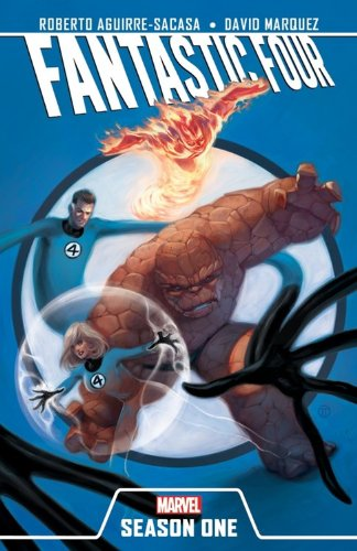 9780785156413: Fantastic Four: Season One