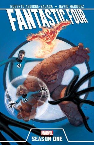 9780785156413: Fantastic Four: Season One