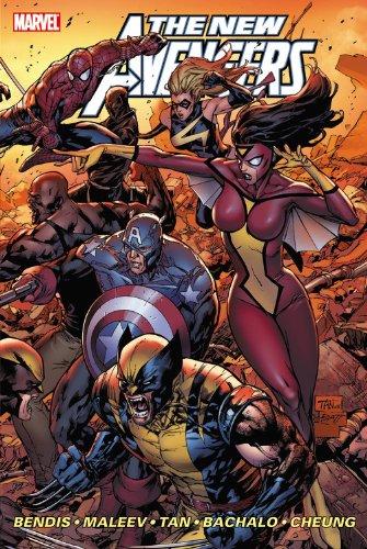 New Avengers, Vol. 6: Bendis, Brian Michael