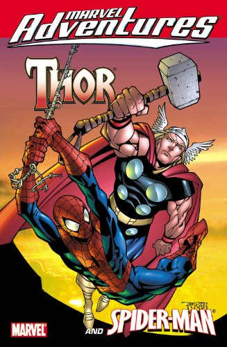 Marvel Adventures Thor and Spider-man
