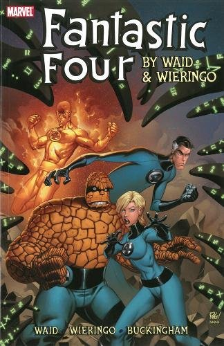 9780785156550: Fantastic Four by Waid & Wieringo Ultimate Collection Book 1
