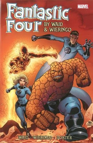 9780785156574: Fantastic Four by Waid & Wieringo Ultimate Collection, Book 3