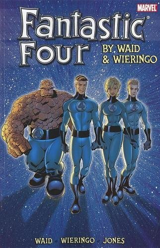 Fantastic Four by Waid Wieringo Ultimate Collection Book 2