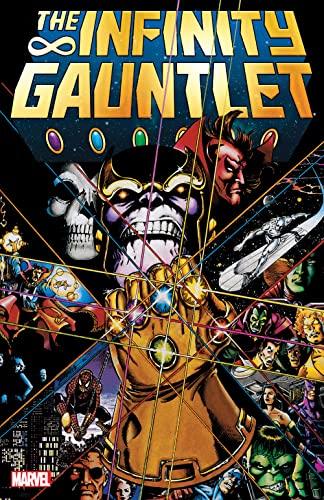 9780785156598: Infinity Gauntlet
