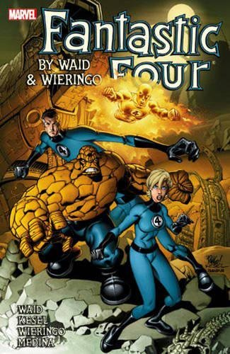 9780785156611: Fantastic Four by Waid & Wieringo Ultimate Collection, Book 4