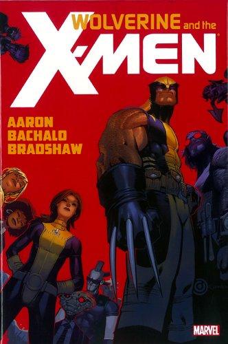 9780785156796: Wolverine & The X-men By Jason Aaron - Vol. 1