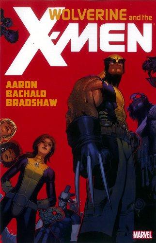 9780785156802: Wolverine & The X-men By Jason Aaron - Vol. 1