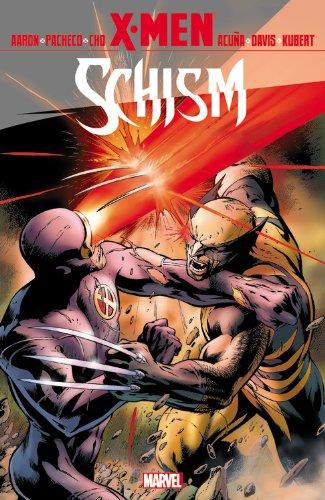 X-Men : Schism: Aaron, Jason; Asmus,