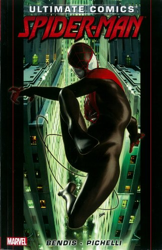 Ultimate Comics Spider Man by Brian Michael Bendis Volume 1