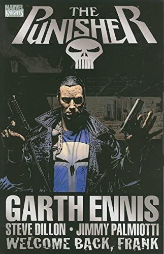Punisher: Welcome Back, Frank: Ennis, Garth