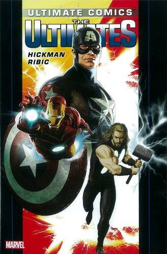 9780785157175: Ultimate Comics Ultimates by Jonathan Hickman 1