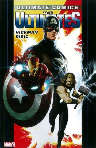 9780785157182: Ultimate Comics Ultimates by Jonathan Hickman - Volume 1