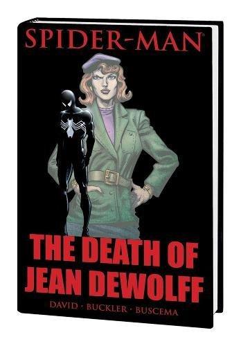 Spider-Man: The Death of Jean DeWolff (Spider-Man (Marvel))