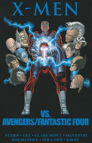 9780785157274: X-Men Vs. Avengers/Fantastic Four