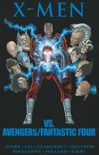 X-Men Vs. Avengers / Fantastic Four