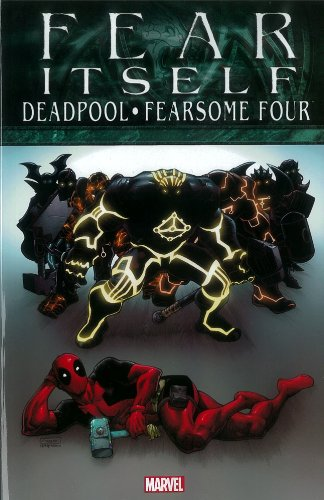 9780785157427: Fear Itself: Deadpool/fearsome Four