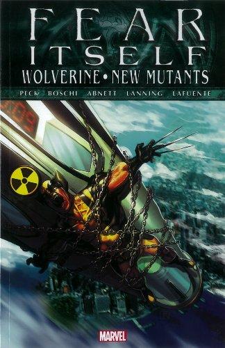 9780785157434: Fear Itself: Wolverine/New Mutants