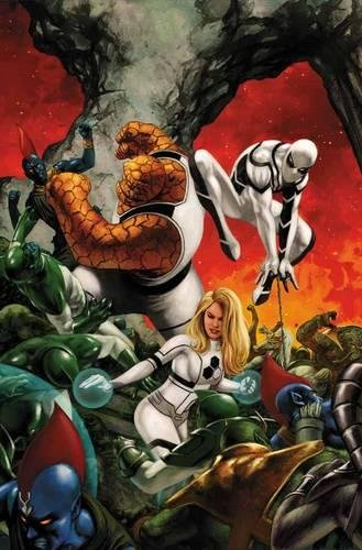 9780785157694: Future Foundation: The Supremor Seed, Volume 2 (Fantastic Four)