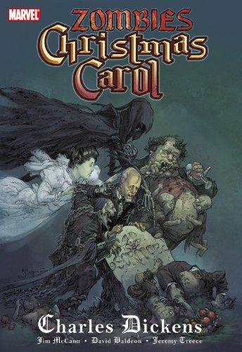 Zombies Christmas Carol: Jim McCann