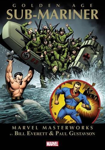 9780785157892: Marvel Masterworks: Golden Age Sub-Mariner - Volume 1
