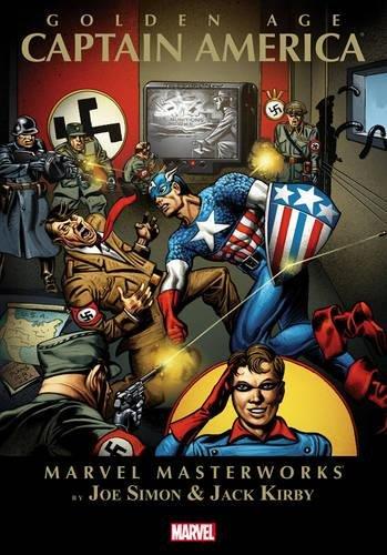 9780785157939: Marvel Masterworks: Golden Age Captain America, Vol. 1