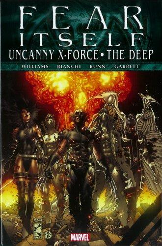 9780785157960: Fear Itself: Uncanny X-Force / The Deep