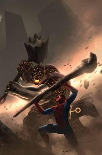 9780785158042: Fear Itself: Spider-Man (Amazing Spider-Man (Hardcover))
