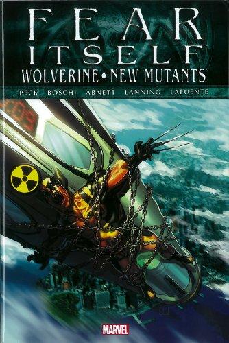 9780785158080: Fear Itself: Wolverine/New Mutants